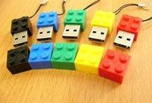 USB-TECH / FLASH DRIVES / by R B