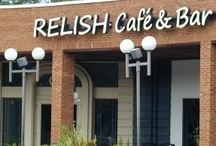 Business Food--Great places to eat! / Restaurants around Raleigh, Cary and the Triangle area that have proved to be great for business people meeting clients and contacts and developing relationships. #restaurant / by Bill Davis