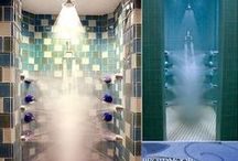Bathing Rooms w/ Showers / by Catherine Alsup