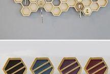 Decoração de casa / Ideias de decoração básica, fáceis e agradáveis ao bolso! / by Alessandra Bezerra