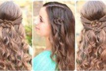Hair, the Glory of a Woman / by Tiffany Skizinski