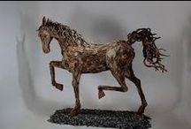 Equine Sculpture / by Norine Helms