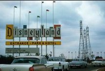 History of Disneyland / by David Marley