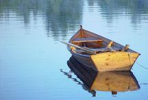 Barcos, lanchas y demás objetos flotantes Ships, boats and another sailing things / by Santi García