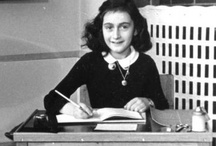 Anne Frank / by Mary Roberts