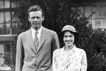 Charles and Anne Morrow Lindberg / by Mary Roberts