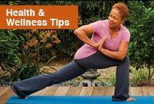 Health and Wellness Tips / Health and wellness tips to help keep you inspired, healthy and happy. / by Source4Women