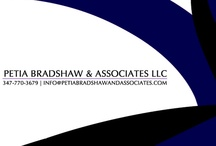 Get To Know Us! / by Petia  Bradshaw & Associates LLC