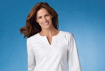 Fashion Whites | Cherokee Scrubs / by Cherokee Scrubs