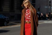 Shades of Crimson / by Anthropologie Europe