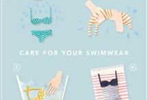 Swimwear '14 / Dive into our new collection of figure flattering bathing suits and statement making bikinis.  / by Anthropologie Europe
