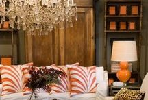 Awesome decor / I'd so love to try some of these out! / by Jesslyn Hayes