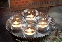 Home Candle Decor  / by CandleScience