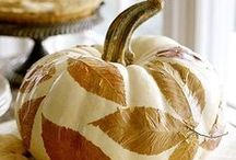 Fall Crafts & Decor / Pumpkin Decorating, Crafts, Costumes and more / by Kelly Merson McGee