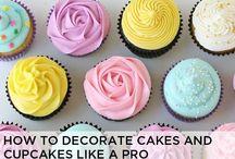 cupcake ideas / by Anto Net