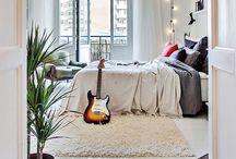 Bedroom   Sweet Dreams / Bedroom   Sovrum    Makuuhuone / by Erik @ Var dags rum