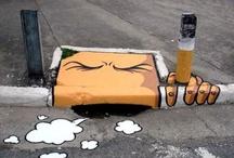 Street Art / by Xan Place