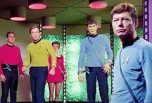 Where No One Has Gone Before / Everything Star Trek / by Mel Diablo