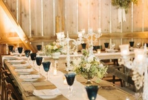 barn style spaces / by alice brown