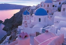 greek isles / by Nancy Dunn