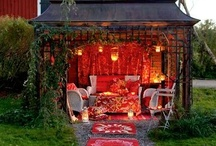 "Outdoor Living - Patio and Garden Inspiration / Also see my board ""Permaculture"" for gardening ideas / by Tulsa Slick"