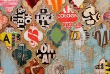 Textiles & Pattern / by Tina Makareinis-Chamouni