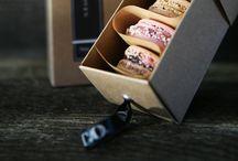 Packaging - drink & food / by Y M