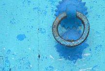 Color blue / by Vanessa Bertels
