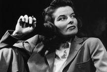 ICON: Katherine Hepburn / by Lan Ta