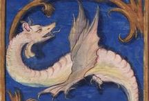 dragons, griffons, and various creatures / creatures from different cultures and times / by Jennifer Beachler