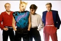 80s Music / These are famous & not so famous 80's artists and bands. I love their look and their sound! / by Greg Loucks