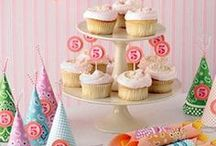 Party Planner / Party coming up? We've got all the inspiration you'll need from birthdays to holiday extravaganzas! / by Baby Be Hip