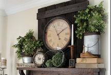 Decorating - Ideas / by Andrea Bassett