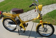 The Moped Project / 1978 Honda Express Moped will soon be mine. lets fix it up! / by McClain Diller