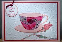 Card Ideas / by Jennifer Brownell