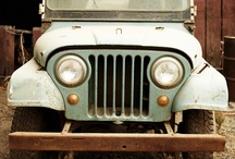 JEEPers / Jeep, Wrangler, YJ, CJ, / by McClain Diller