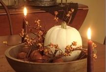 Holidays - Fall / by Andrea Bassett