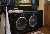 Organize - Laundry  / by Andrea Bassett