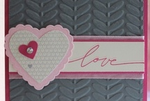 Love Occasions Cards / by Eileen Mathys