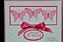 Butterfly cards / by Eileen Mathys