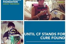The Cystic Fibrosis Fight / by Courtney Moore
