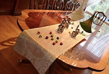 Lovely Photos From Our Customers / Our customers share their story and how they used our Banarsi Designs table linens to decorate their homes :) / by Banarsi Designs