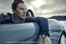 Cumberbatched / by Leah Sheehan