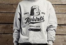 Sweats & Hoodies / Printed sweats and hoodies collection. / by Printsome