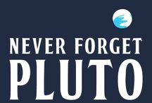 Pluto has rights too! / by Coco C