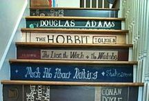 Books books and more books / by Coco C