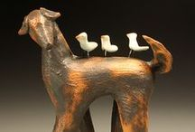 Artistic Pets / Artistic objects of cats and dogs for you! / by Lawrence Veterinary Hospital