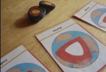 Education sciences (et divers) 1a/5 / des activités, des expériences, de la pédagogie Montessori, des alternatives éducatives, des supports visuels, de la science, des livres références (ATTENTION: le VIVANT est dans une autre catégorie) / by Vanessa Vanouk