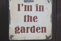 The Secret Garden / by Sparky Terrell