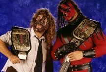 ♦ Wrestling Tag Teams/Factions ♦ / by David Mcilroy